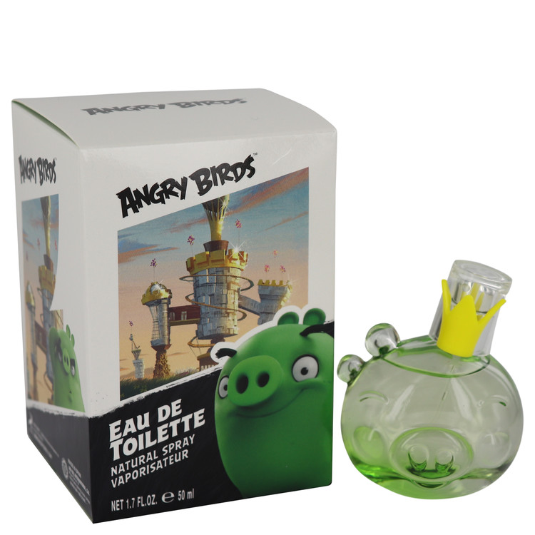 Angry Birds The Pigs by Air Val International for Women Eau De Toilette Spray 1.7 oz