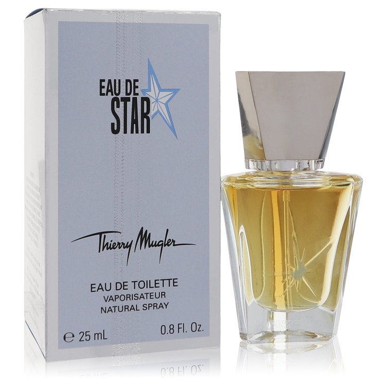 Eau De Star by Thierry Mugler for Women Eau De Toilette Spray .85 oz
