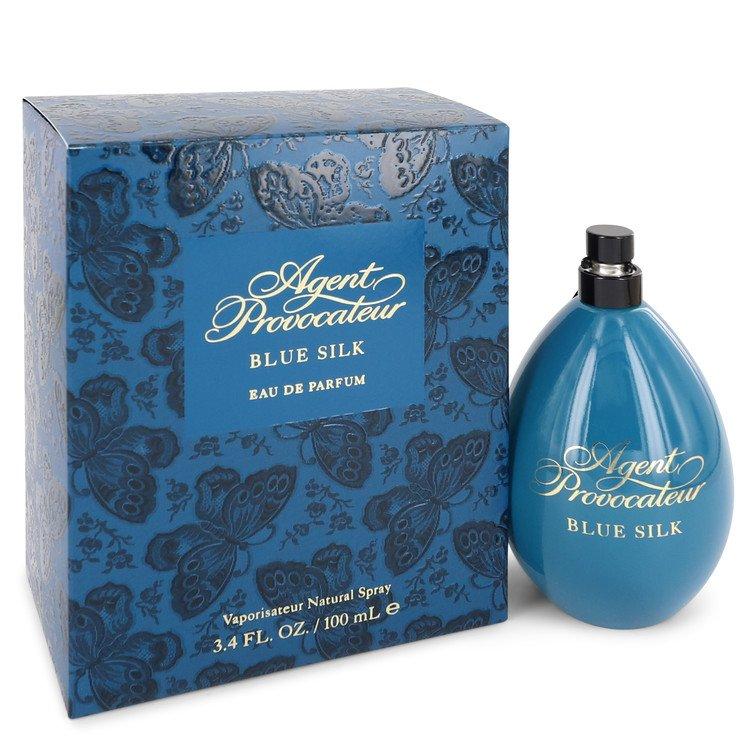 Agent Provocateur Blue Silk Perfume 3.4 oz EDP Spay for Women