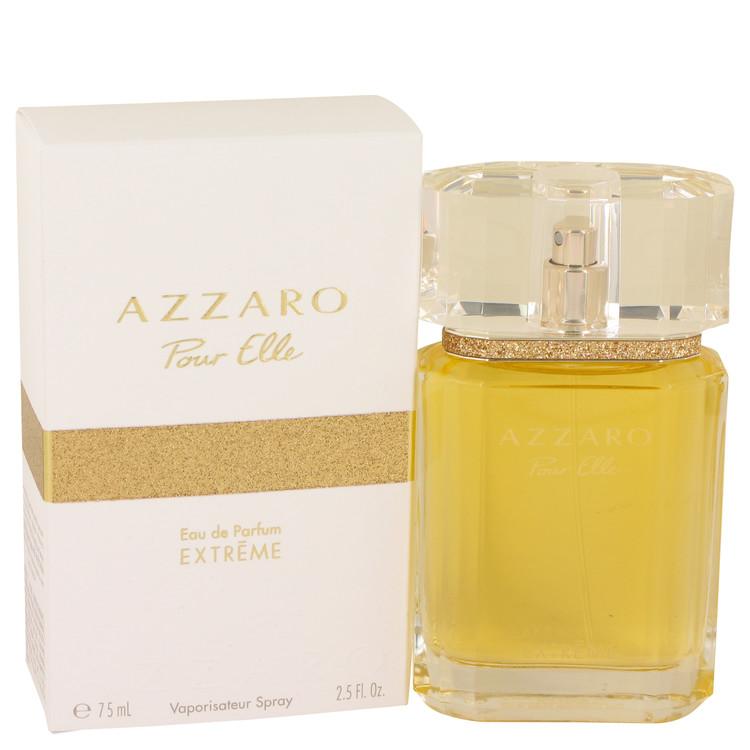Azzaro Pour Elle Extreme Perfume by Azzaro 2.5 oz EDP Spay for Women