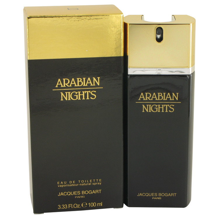 Arabian Nights Cologne by Jacques Bogart 3.4 oz EDT Spay for Men