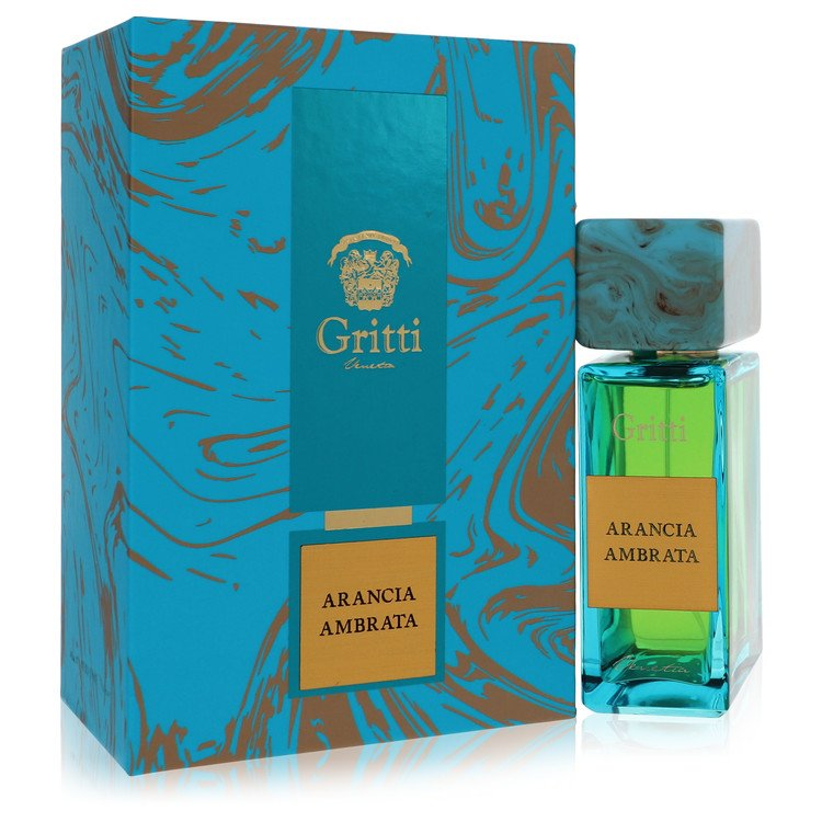 Arancia Ambrata by Gritti Women's Eau De Parfum Spray (Unisex) 3.4 oz