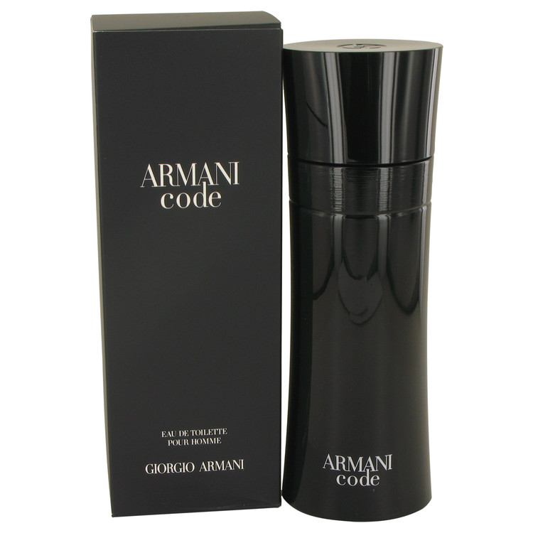 Armani Code by Giorgio Armani for Men Eau De Toilette Spray 6.7 oz