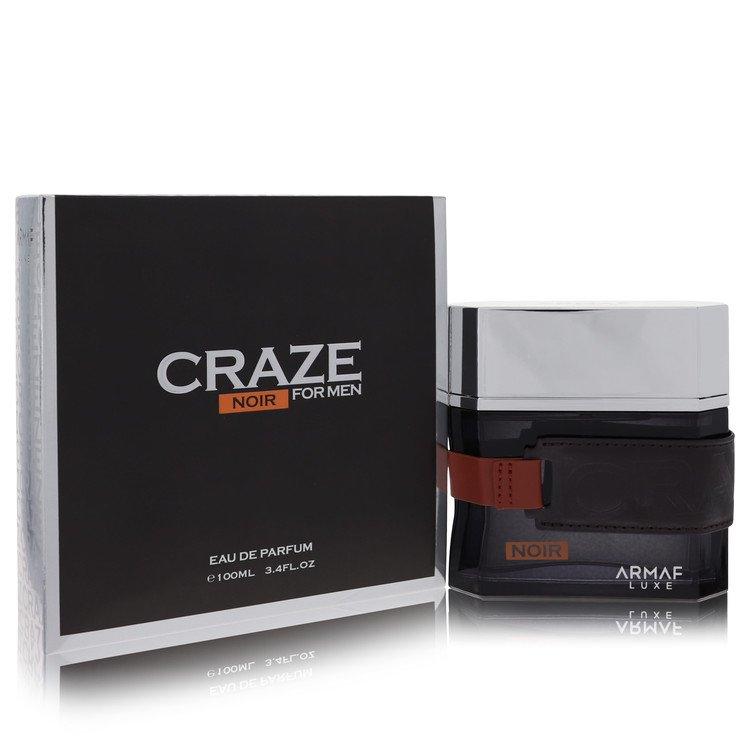 Armaf Craze Noir by Armaf Eau De Parfum Spray 3.4 oz