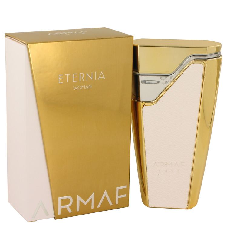 Armaf Eternia by Armaf for Women Eau De Parfum Spray 2.7 oz