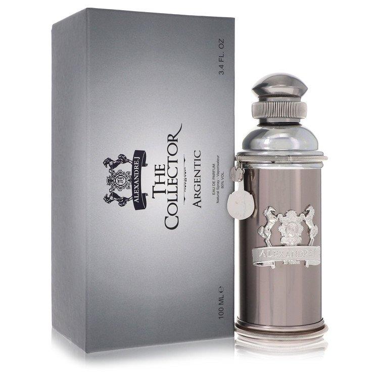 Argentic by Alexandre J for Women Eau De Parfum Spray 3.4 oz