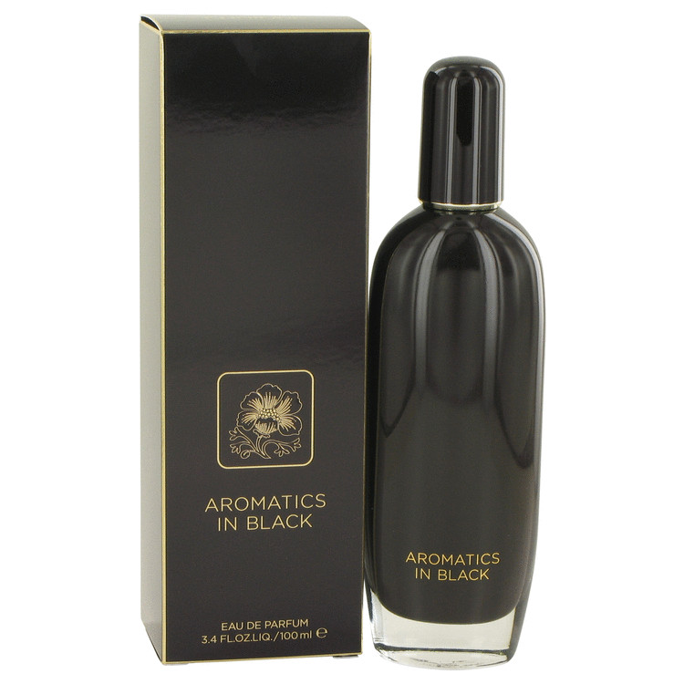 Aromatics In Black Perfume by Clinique 3.4 oz EDP Spay for Women