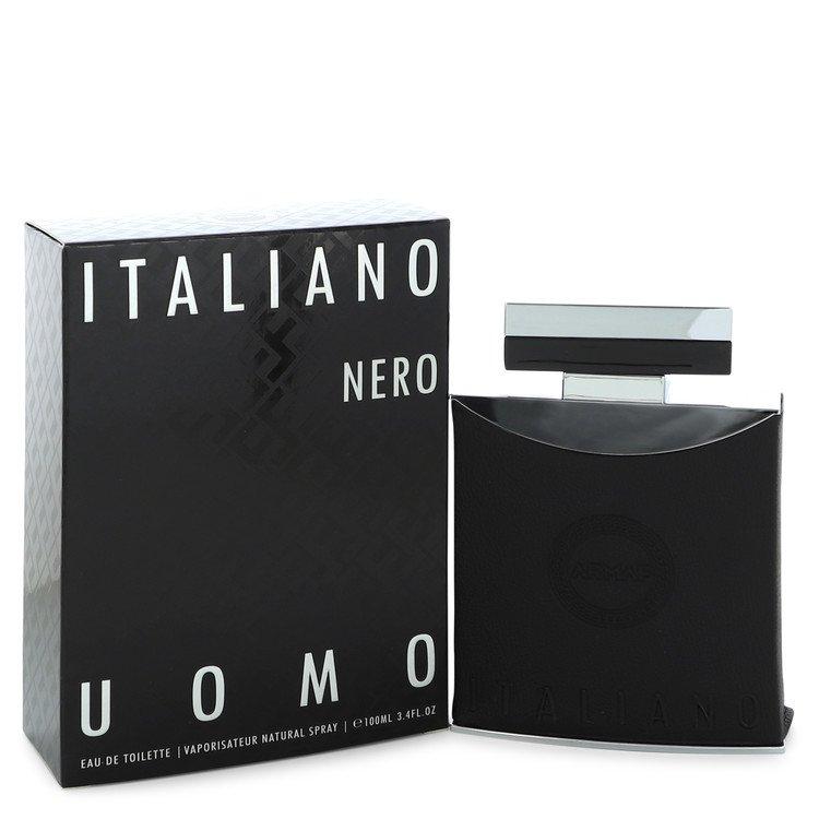 Armaf Italiano Nero by Armaf for Men Eau De Toilette Spray 3.4 oz