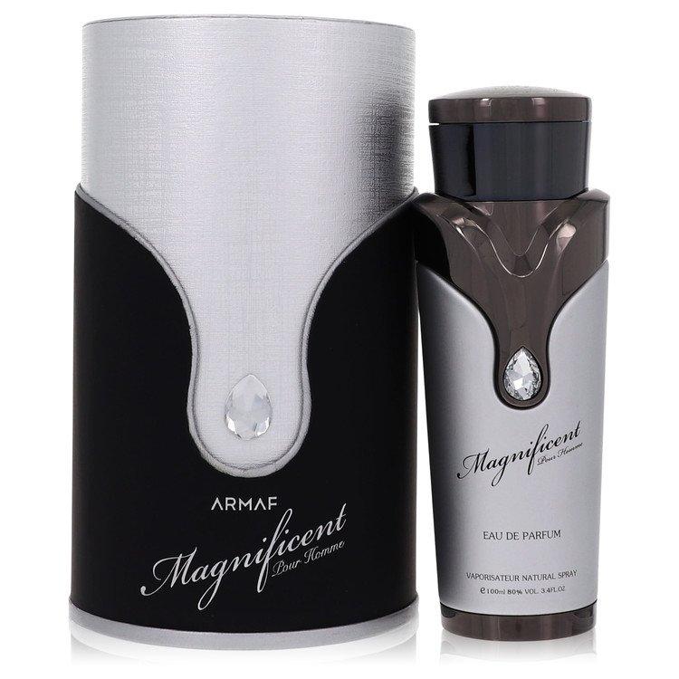 Armaf Magnificent by Armaf –  Eau De Parfum Spray 3.4 oz 100 ml for Men