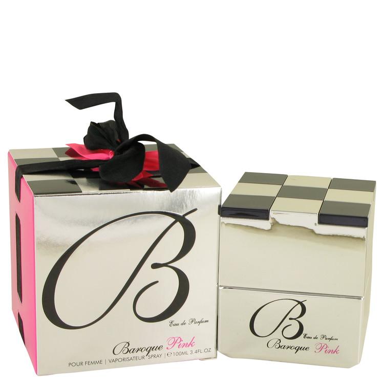 Armaf Baroque Pink by Armaf Eau De Parfum Spray 3.4 oz