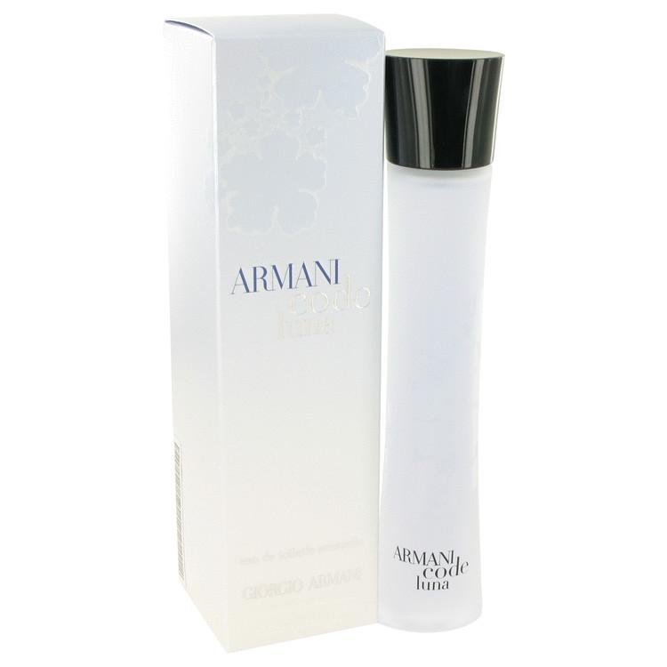 Armani Code Luna Eau Sensuelle by Giorgio Armani for Women Eau De Toilette Spray 2.5 oz