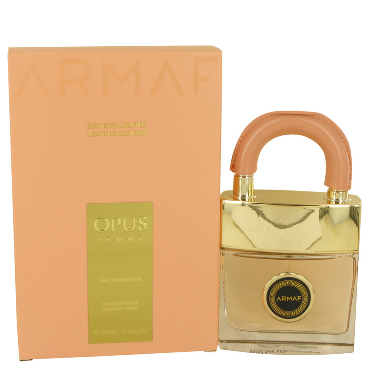 Armaf Opus by Armaf for Women Eau De Parfum Spray 3.4 oz