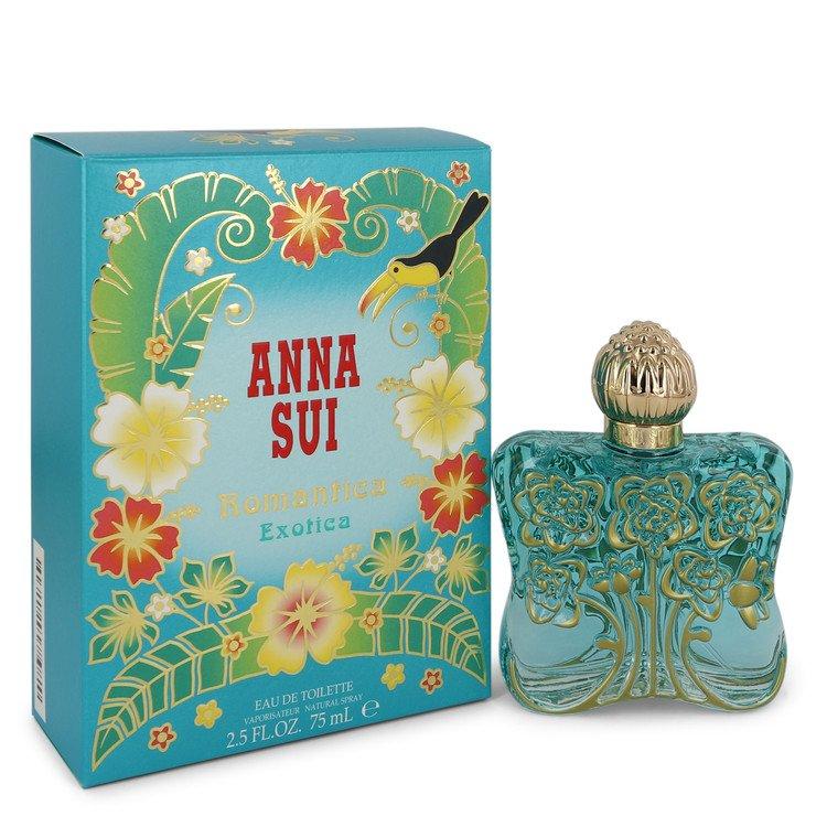 Anna Sui Romantica Exotica Perfume 2.5 oz EDT Spay for Women