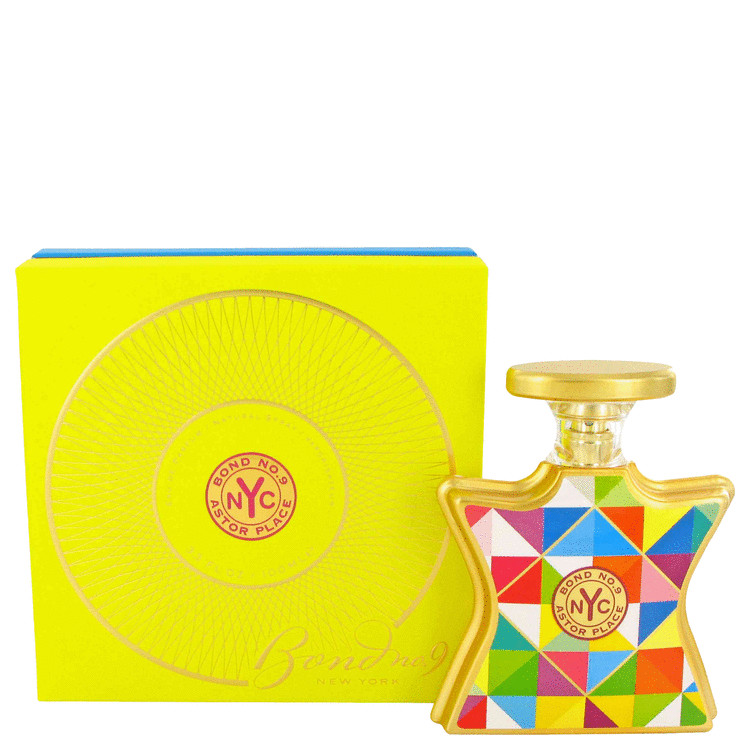 Astor Place by Bond No. 9 for Women Eau De Parfum Spray 3.3 oz