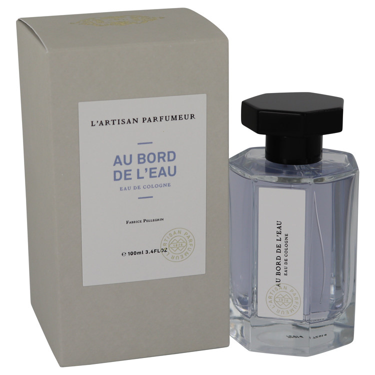 Au Bord De L'eau by L'artisan Parfumeur for Women Eau De Cologne Spray (Unisex) 3.4 oz