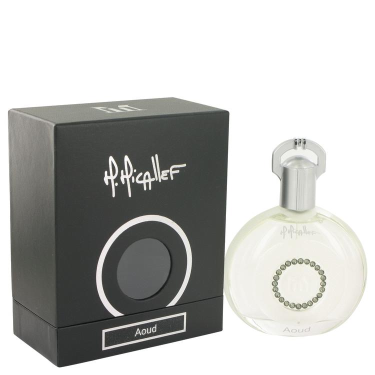 Micallef Aoud by M. Micallef for Men Eau De Parfum Spray 3.3 oz