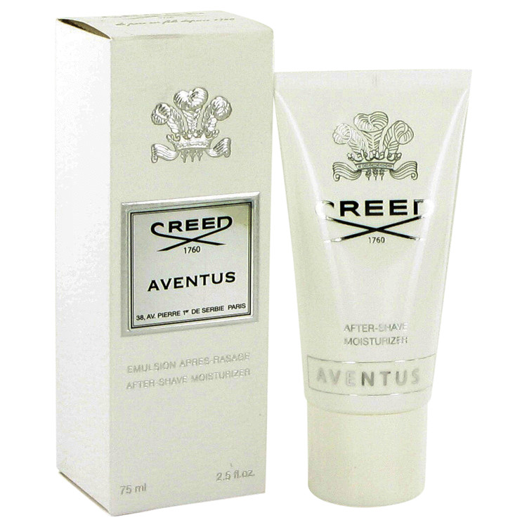 Aventus After Shave Balm by Creed 2.5 oz After Shave Balm for Men