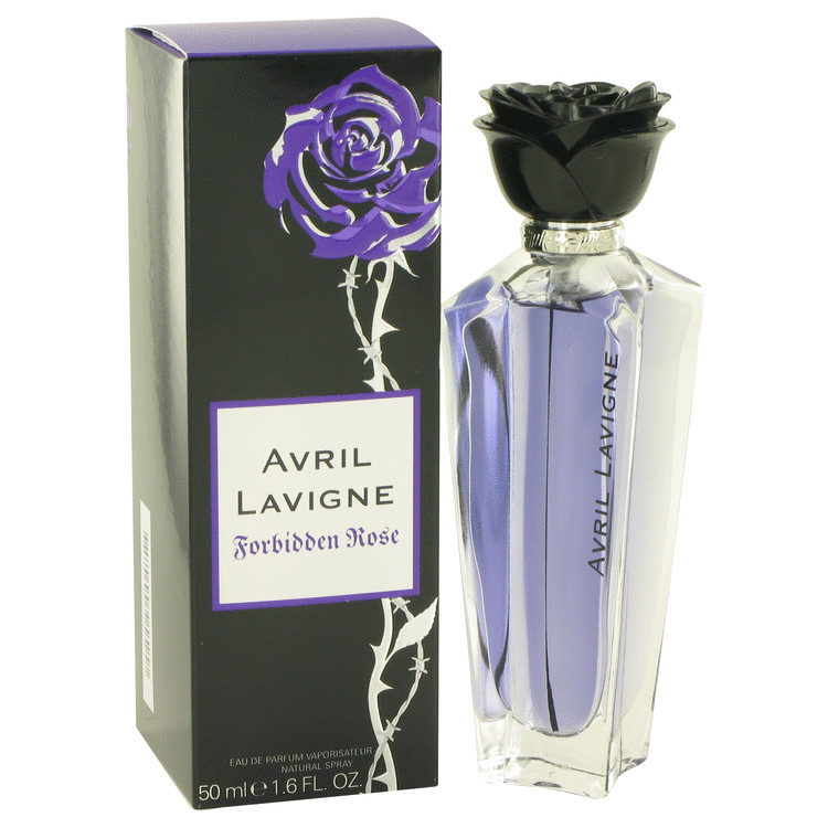 Forbidden Rose Perfume by Avril Lavigne 1.7 oz EDP Spay for Women