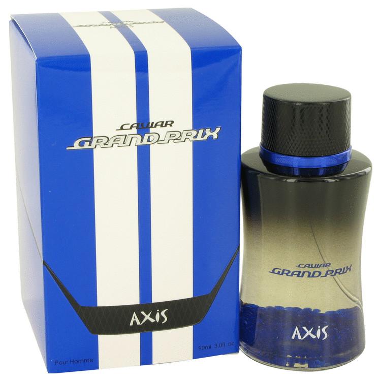 Axis Caviar Grand Prix Blue Cologne 3 oz EDT Spay for Men