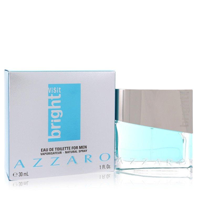 Azzaro Bright Visit by Azzaro for Men Eau De Toilette Spray 1 oz