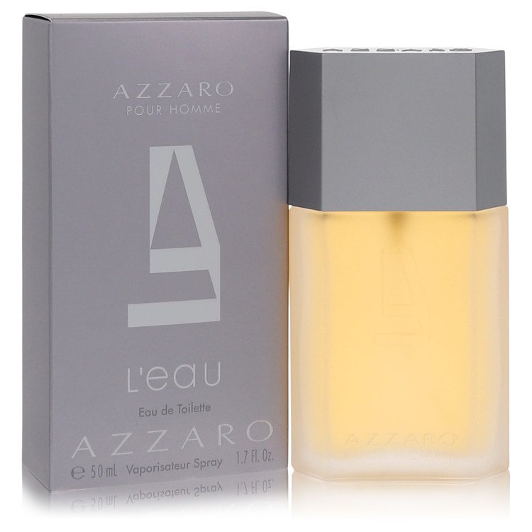 Azzaro L'eau Cologne by Azzaro 1.7 oz EDT Spray for Men