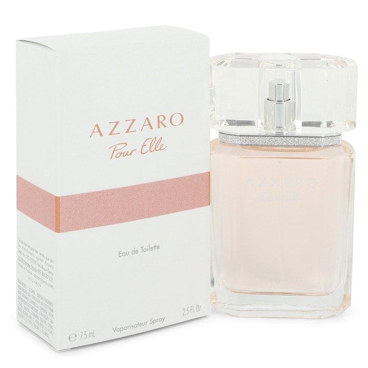 Azzaro Pour Elle by Azzaro –  Eau De Toilette Spray 2.5 oz 75 ml for Women