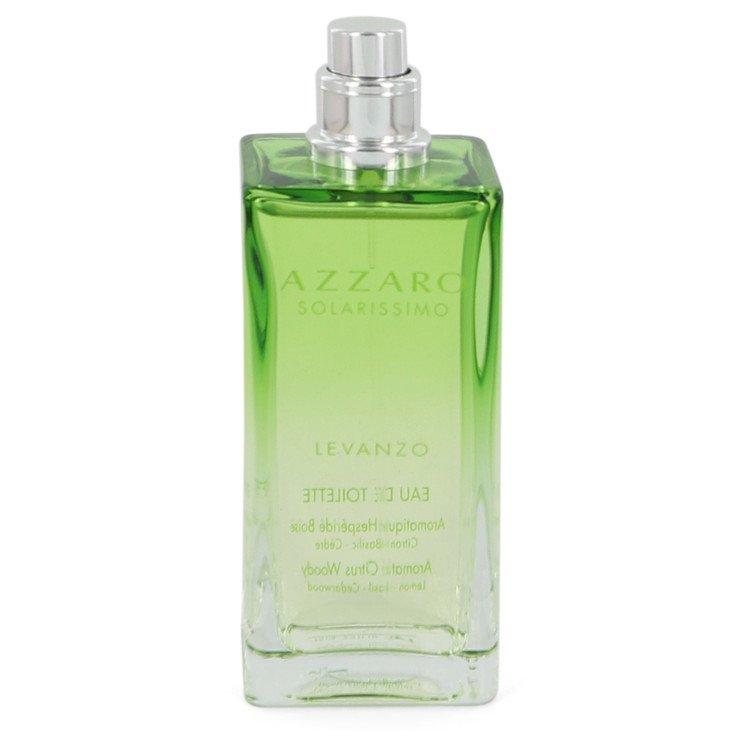 Azzaro Solarissimo Levanzo Cologne 2.5 oz EDT Spray(Tester) for Men