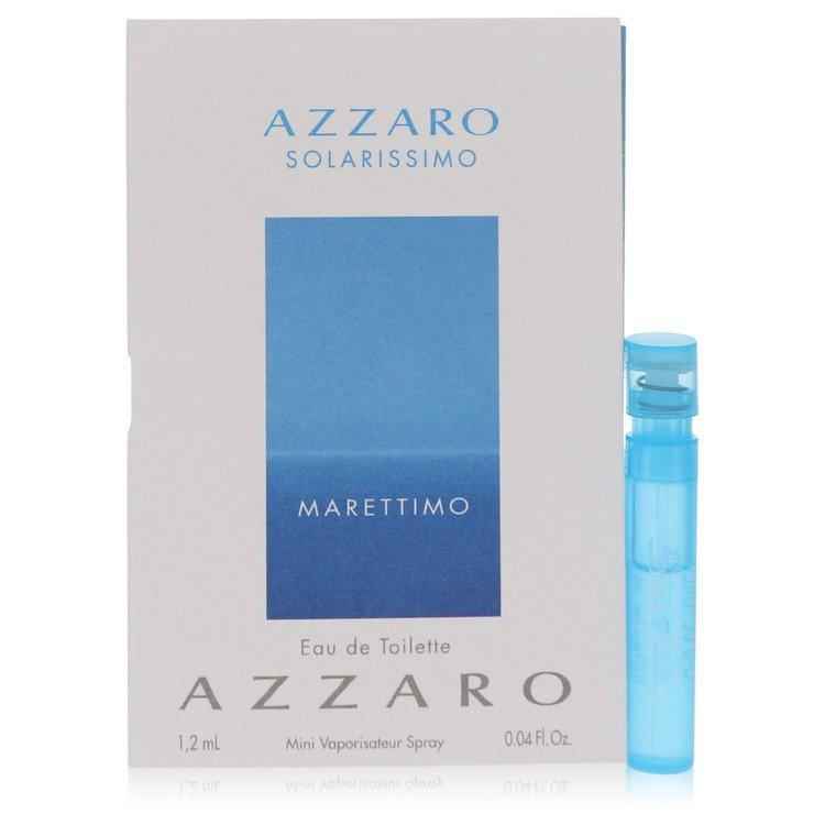 Azzaro Solarissimo Marettimo by Azzaro for Men Vial (Sample) .04 oz