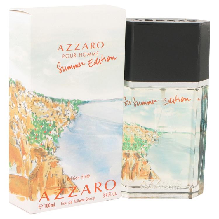 Azzaro Summer Cologne by Azzaro 3.4 oz EDT Spray for Men
