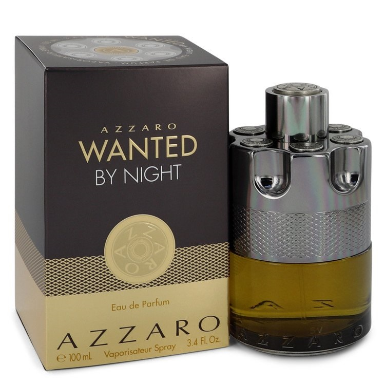 Azzaro Wanted By Night Cologne by Azzaro 3.4 oz EDP Spay for Men
