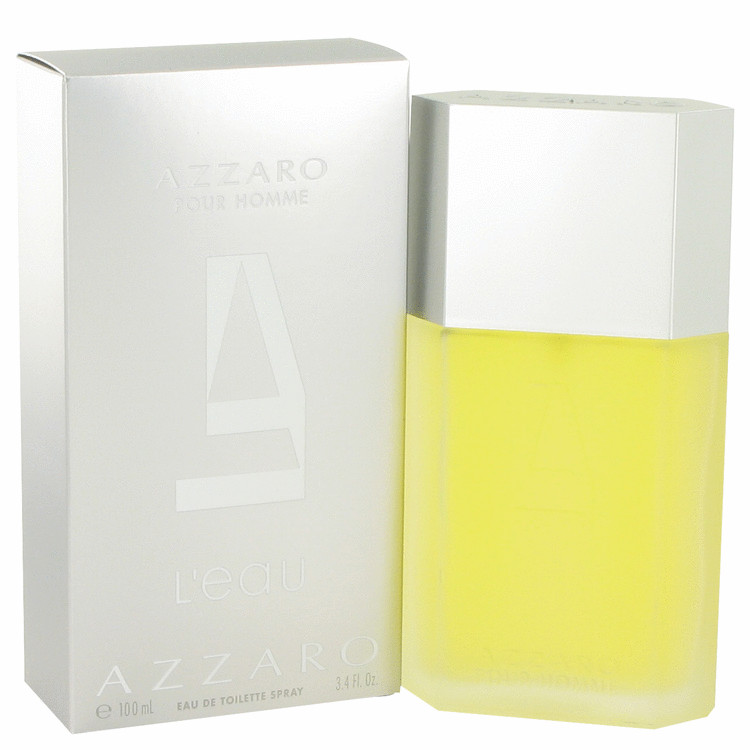 Azzaro L'eau Cologne by Azzaro 3.4 oz EDT Spray for Men