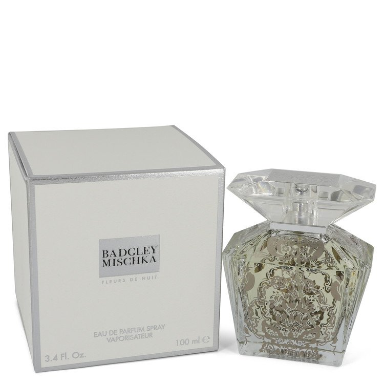 Fleurs De Nuit Perfume by Badgley Mischka 3.4 oz EDP Spay for Women