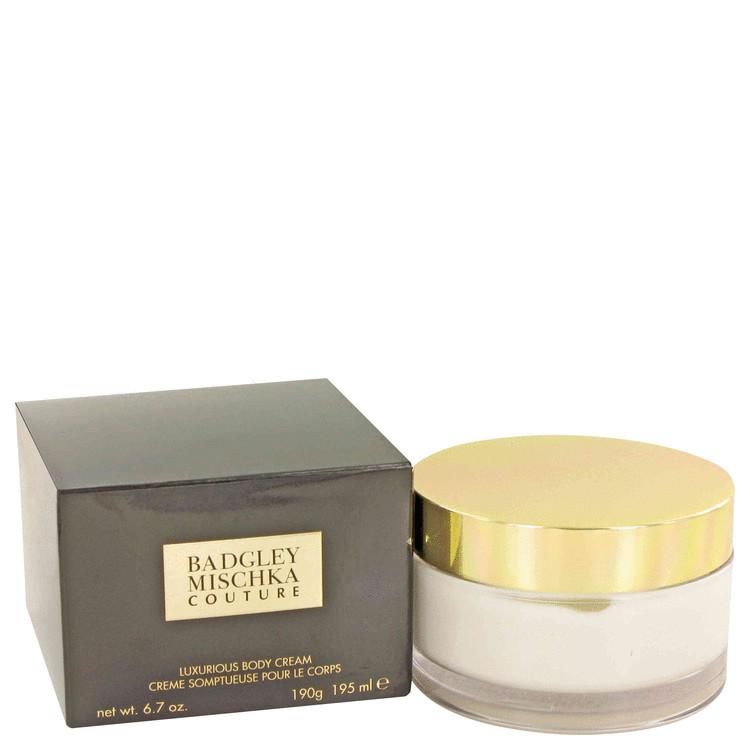 Badgley Mischka Couture Body Cream 6.7 oz Body Cream for Women