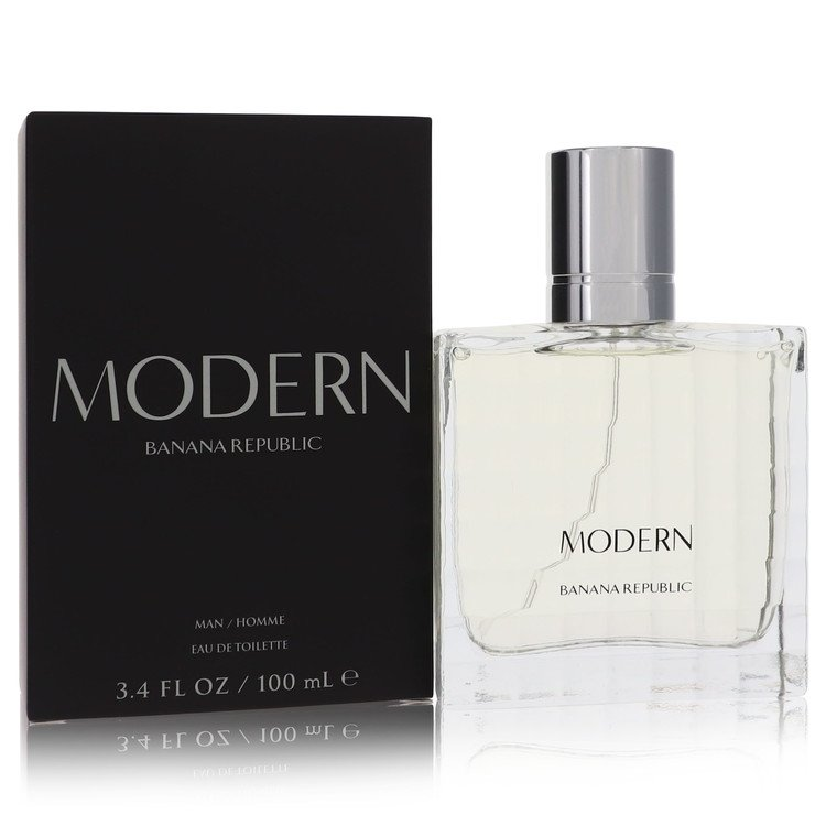 Banana Republic Modern Cologne 3.4 oz EDT Spay for Men