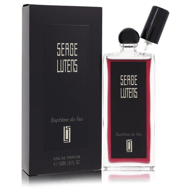 Bapteme Du Feu by Serge Lutens for Women Eau De Parfum Spray (Unisex) 1.7 oz