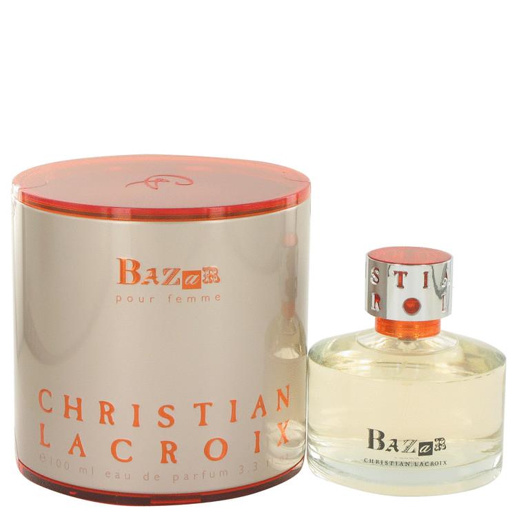 Bazar by Christian Lacroix for Women Eau De Parfum Spray 3.4 oz