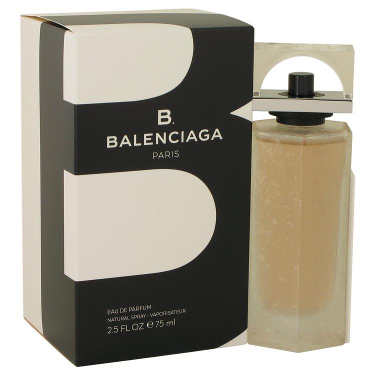 B Balenciaga Perfume by Balenciaga 2.5 oz EDP Spay for Women