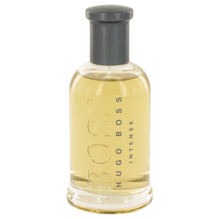 Boss Bottled Intense by Hugo Boss for Men Eau De Toilette Spray (Tester) 3.3 oz