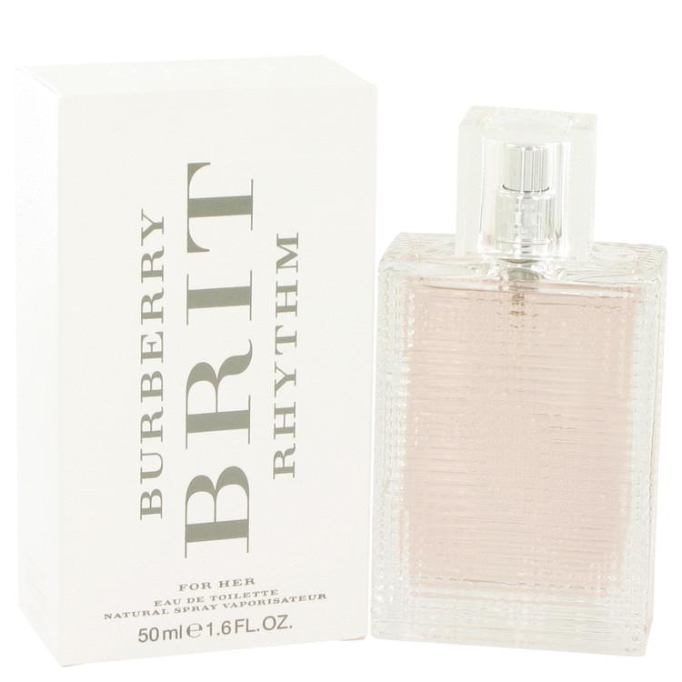 Burberry Brit Rhythm by Burberry for Women Eau De Toilette Spray 1.7 oz