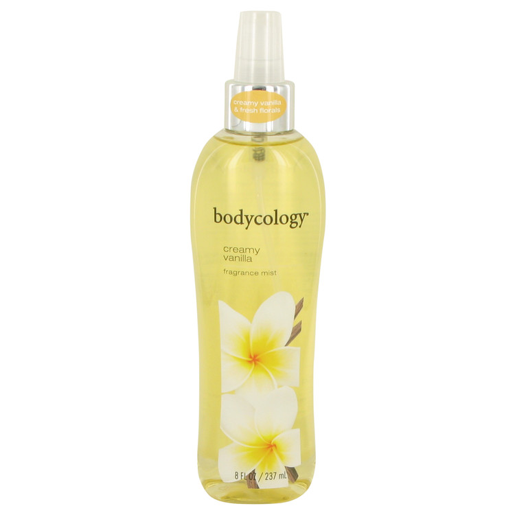 Bodycology Creamy Vanilla by Bodycology for Women Body Mist 8 oz
