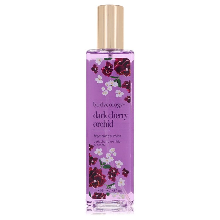 Bodycology Dark Cherry Orchid by Bodycology for Women Fragrance Mist 8 oz