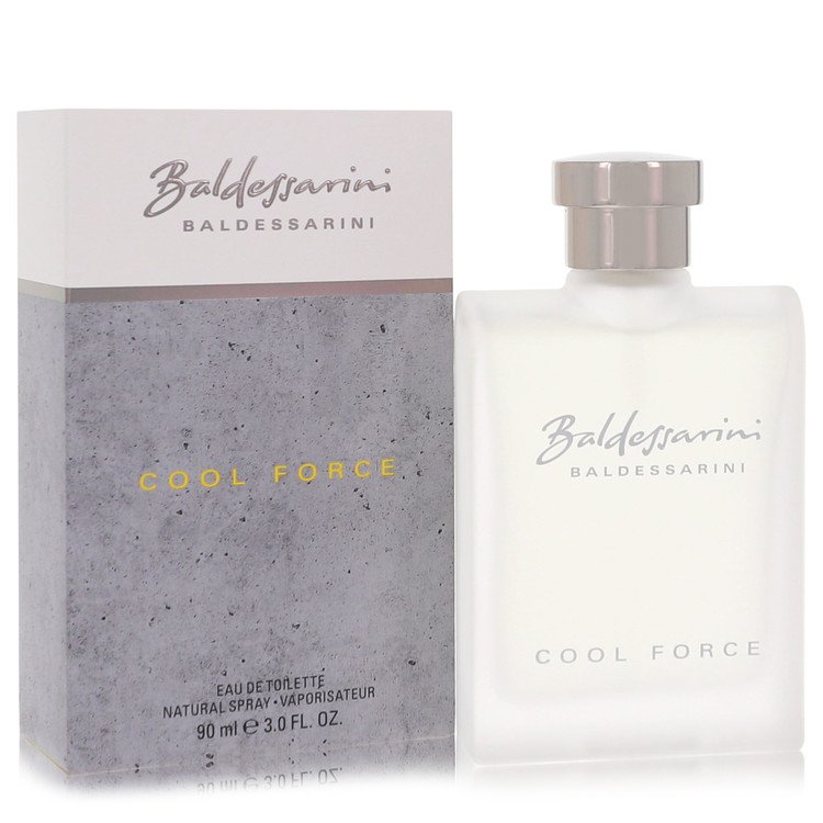 Baldessarini Cool Force by Baldessarini for Men Eau De Toilette Spray 3 oz