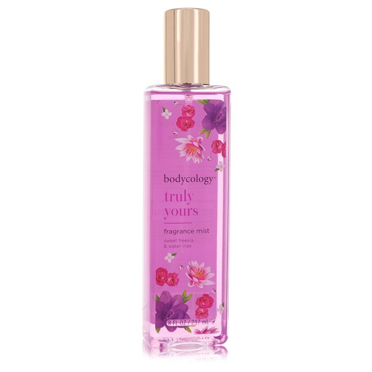 Bodycology Truly Yours by Bodycology for Women Fragrance Mist Spray 8 oz