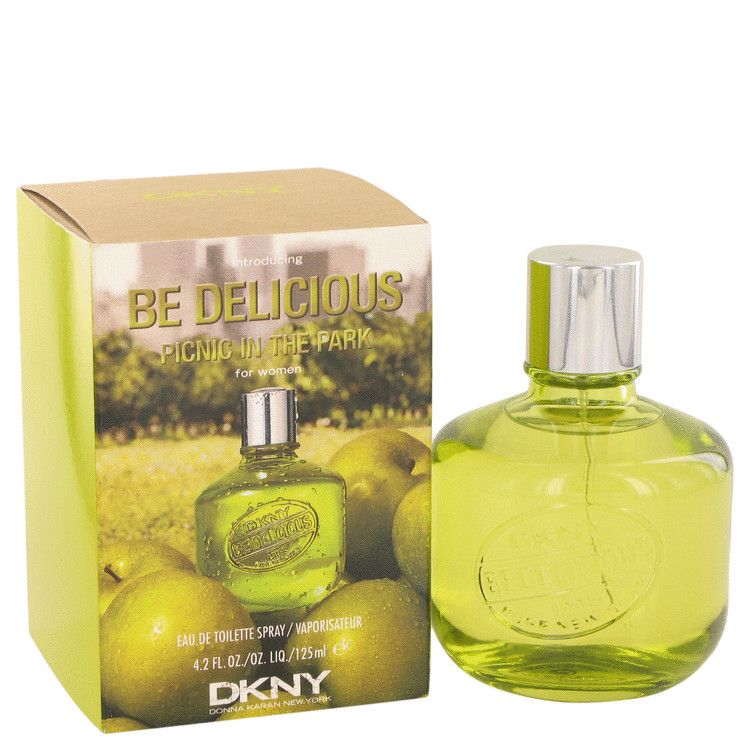 Be Delicious Picnic In The Park Perfume 4.2 oz EDT Spay for Women