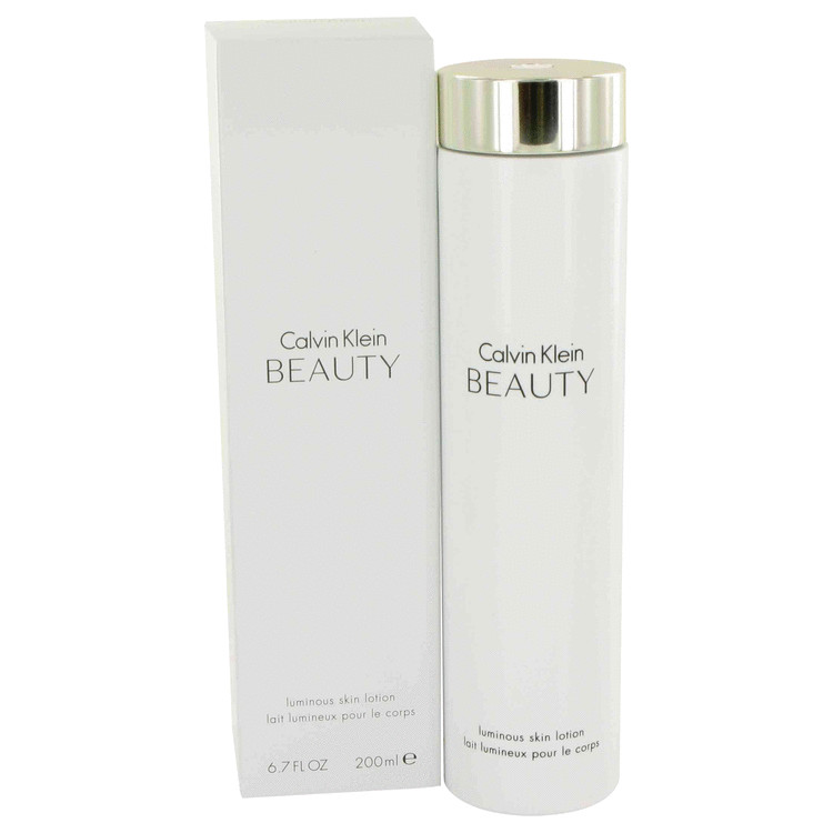Beauty by Calvin Klein for Women Body Lotion 6.7 oz