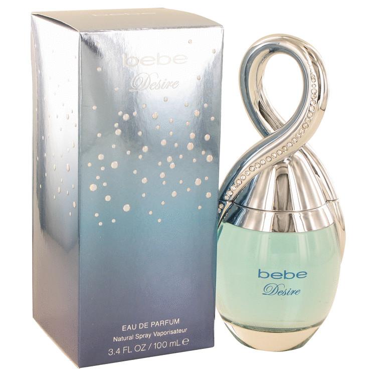 Bebe Desire by Bebe for Women Eau De Parfum Spray 3.4 oz