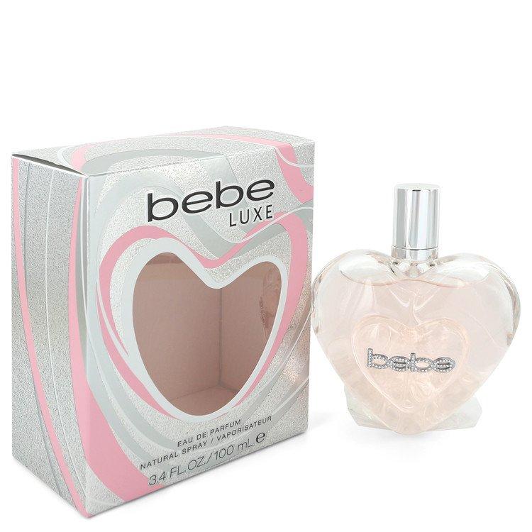 Bebe Luxe by Bebe –  Eau De Parfum Spray 3.4 oz 100 ml for Women