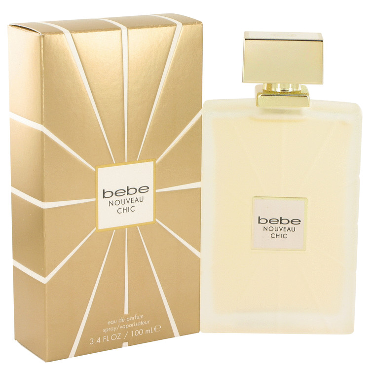 Bebe Nouveau Chic Perfume by Bebe 3.4 oz EDP Spray for Women