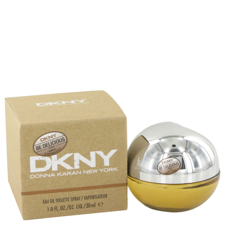 Be Delicious by Donna Karan for Men Eau De Toilette Spray 1 oz