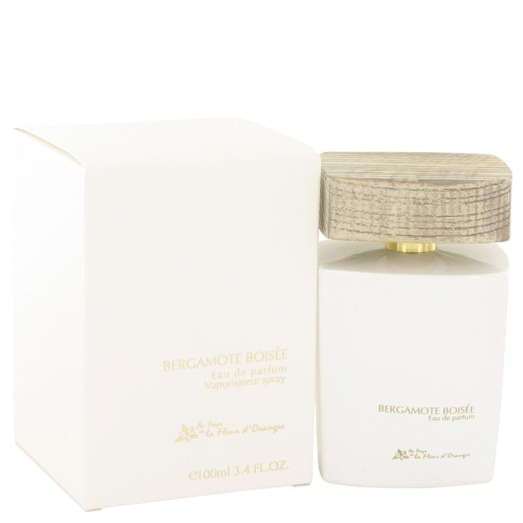 Bergamote Boisee by Au Pays De La Fleur d for Women Eau De Parfum Spray 3.4 oz